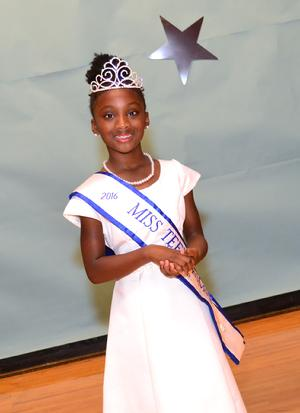 Little Miss Teen Promise 2016 Jayda Bryant